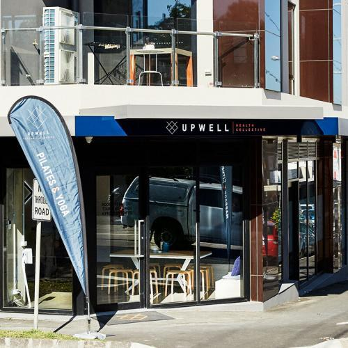 Upwell Health Collectice. Burke Road Camberwell