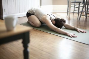 Cobra Stretch For Back Pain
