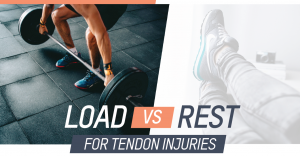 Physiotherapy for tendinitis
